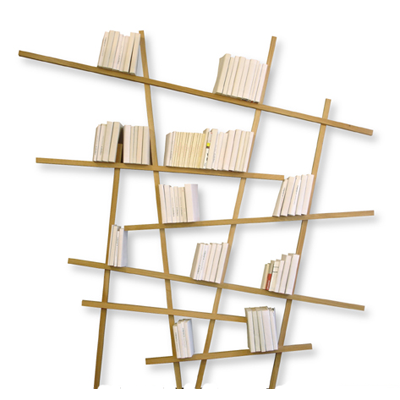 Biblioth que design et pas ch re - Model de bibliotheque en bois ...