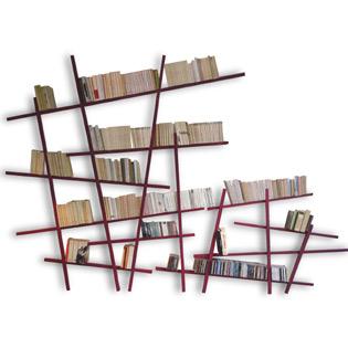 biblioth que design et pas ch re. Black Bedroom Furniture Sets. Home Design Ideas