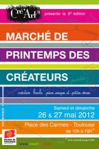 Ca bouge à Toulouse dans Pour la tete (culture) Creart31-200x300